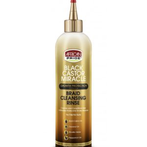 AP Black Castor Cleansing Cream 12oz