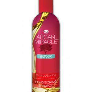 African Pride Argan Miracle Condit. Shampoo 12oz