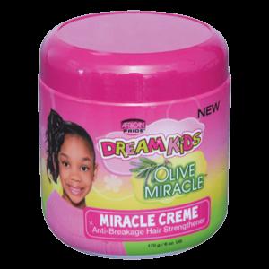 African Pride Dream Kids Miracle Creme Hair Strengthener 6oz