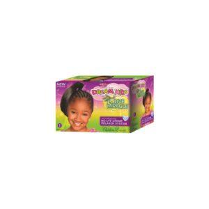 African Pride Dream Kids Olive Relaxer Kit Super