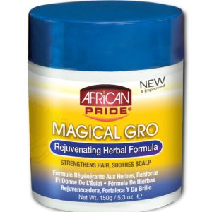 African Pride Gro Rejuvenating Herbal 5.3 oz