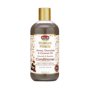 African Pride Moisture Miracle Conditioner 12oz