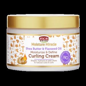 African Pride Moisture Miracle Curling Cream 12oz