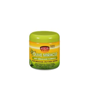 African Pride Olive Miracle Creme 6oz