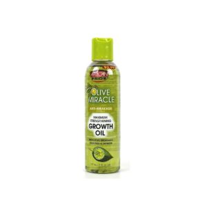 African Pride Olive Miracle Hair Growth Oil 6oz