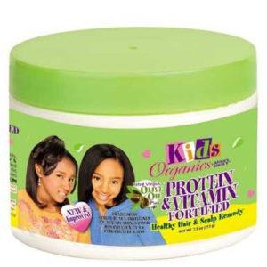 Africas Best Kids Organics Protein Vitamin Healthy Hair Scalp Body