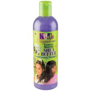 Africas Best Kids Organics Shea Shampoo 12 oz