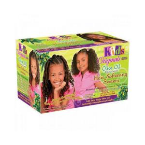Africas Best Kids Organics Text. Hair Softening Kit
