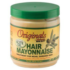 Africas Best Organics Hair Mayonnasse 15oz