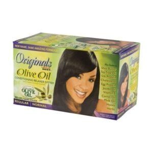 Africas Best Organics Relaxer Kit Regular