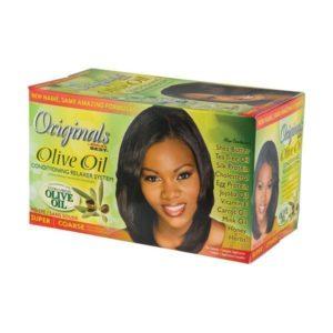 Africas Best Organics Relaxer Kit Super