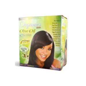 Africas Best Organics Relaxer Kit Twin Pak Regular