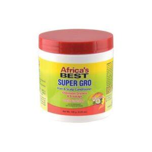 Africas Best Super Gro Hair Scalp Conditioner REG