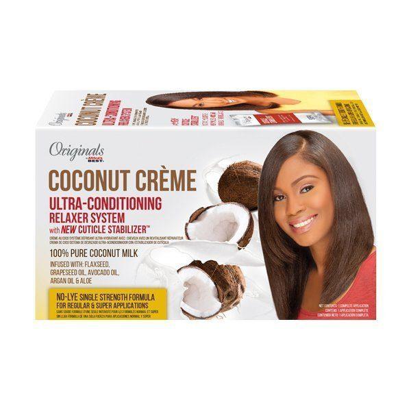 Africas best Coconut Relaxer kit