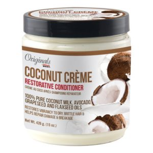 Africs best coconut deep cond