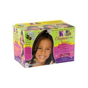 Kids Organics Relaxer Kit Super