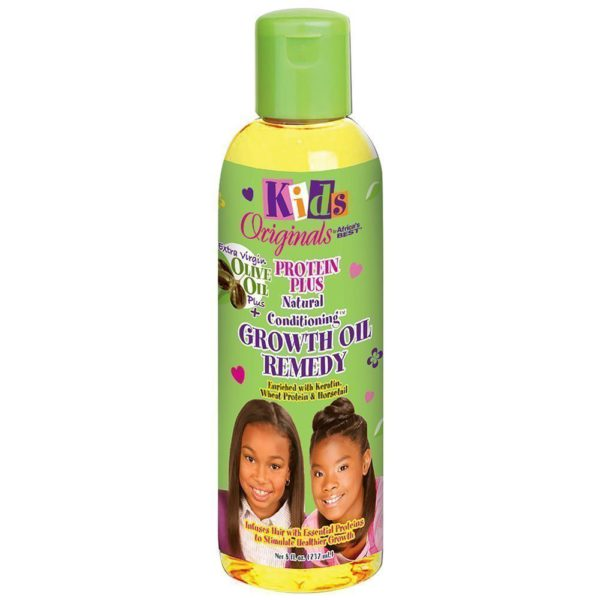 Kids Originals Protein Plus Growth Oil Remedy