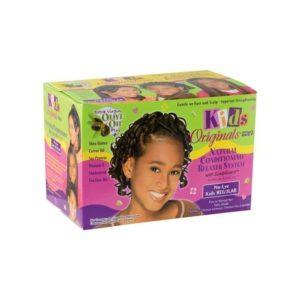 Kids organics Relaxer Kit Regular