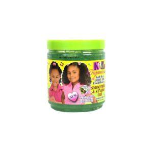 africa s best kids organics oilve oil smoothing styling gel 15oz