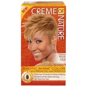 Creme Of Nature Hair Color 10.0 Honey Blonde