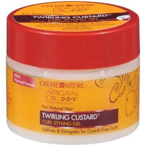 Creme of Nature Argan Curl Custard 11.5oz