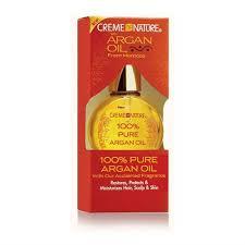 Creme of Nature Argan Pure Argan Oil 1oz
