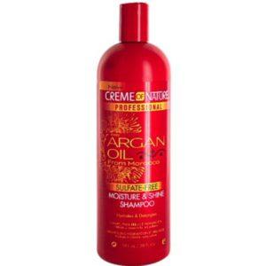 Creme of Nature Argan Shampoo 20 oz