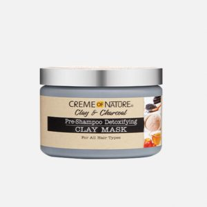 Creme of Nature Clay Charcoal Clay Mask