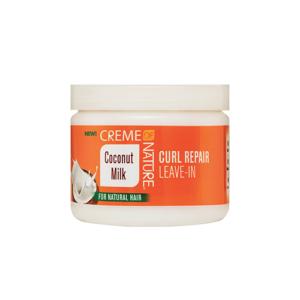 Creme of Nature Coconut Milk Curl Repair Leave In 115oz