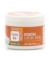 Creme of Nature Coconut Milk Curling Cream 115oz