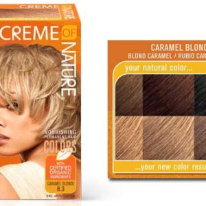 Creme of Nature Gel Hair Color No. 8.3 Caramel Blonde
