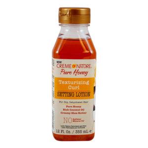 Creme of Nature Honey Curl Setting Lotion 12oz