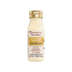 Creme of Nature Honey Knot Leave In Detangler 8oz