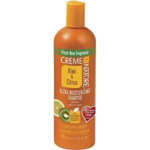 Creme of Nature Kiwi Citrus Ultra Moist. Shampoo 15.2 oz