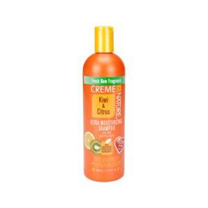Creme of Nature Kiwi Citrus Ultra Moist. Shampoo 8 oz