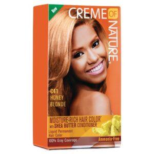 Creme of Nature Liquid Hair Color C41 Honey Blonde