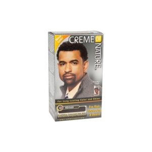 Creme of Nature Men Color 4.0 Rich Black