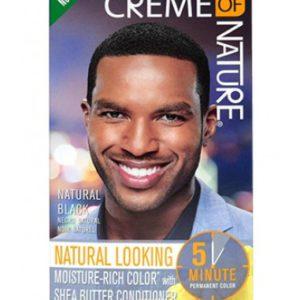 Creme of Nature Men Liquid Hair Color No.1 Natural Black