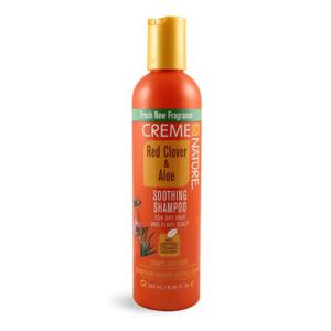 Creme of Nature Red Clover Aloe Shampoo 8.45oz
