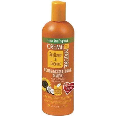 Creme of Nature Sunflower Coco Det. Condit. Shampoo 15.2 oz