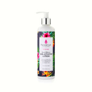 Sweet Hibiscus Curl Defining Lotion Flora Curl 1