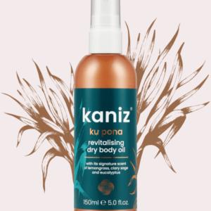 Kaniz Ku Pona Revitalising Dry Body Oil 150ml