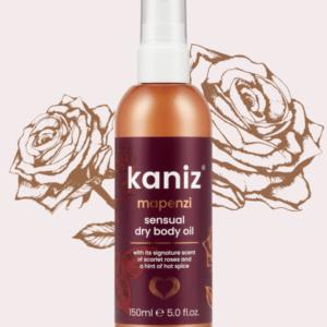 Kaniz Mapenzi Sensual Dry Body Oil 150ml