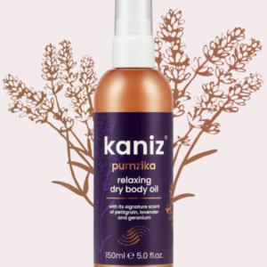 Kaniz Pumzika Relaxing Dry Body Oil 150ml
