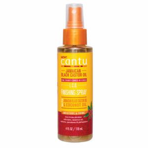 Cantu Jamaican Black Castor Oil Finishing Spray 4oz